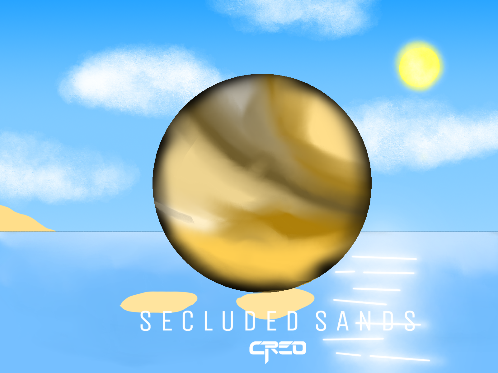 Creo - secluded sands