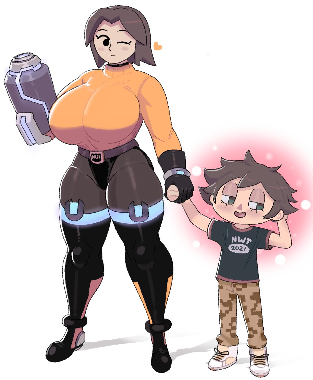 Big Mii Gunner GF