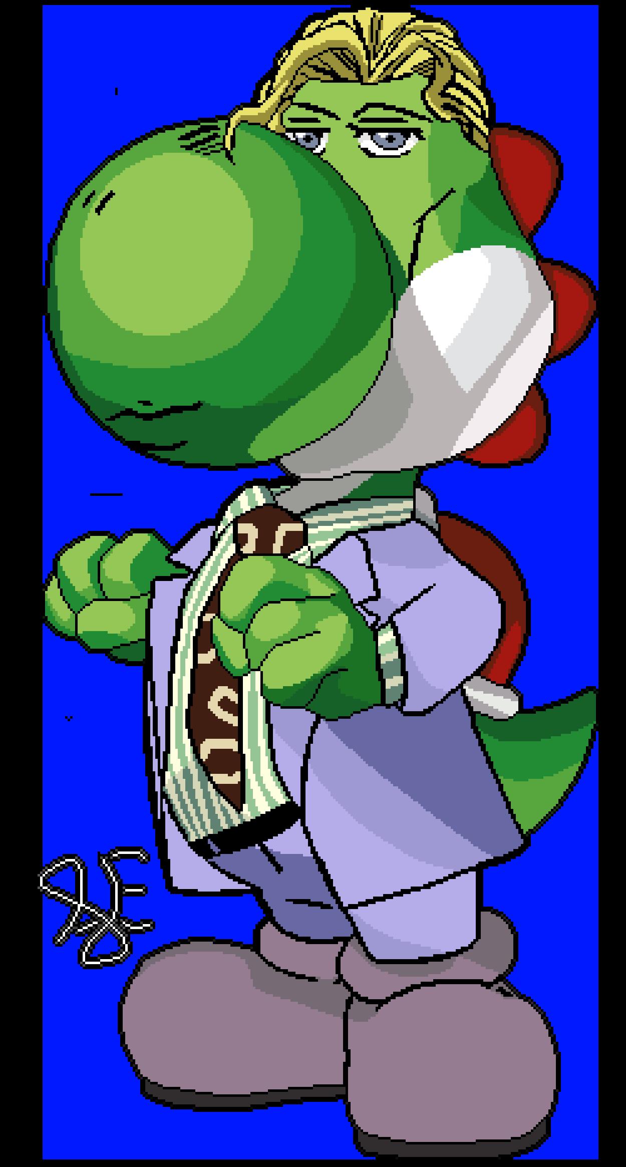 Yoshi-kage Kira