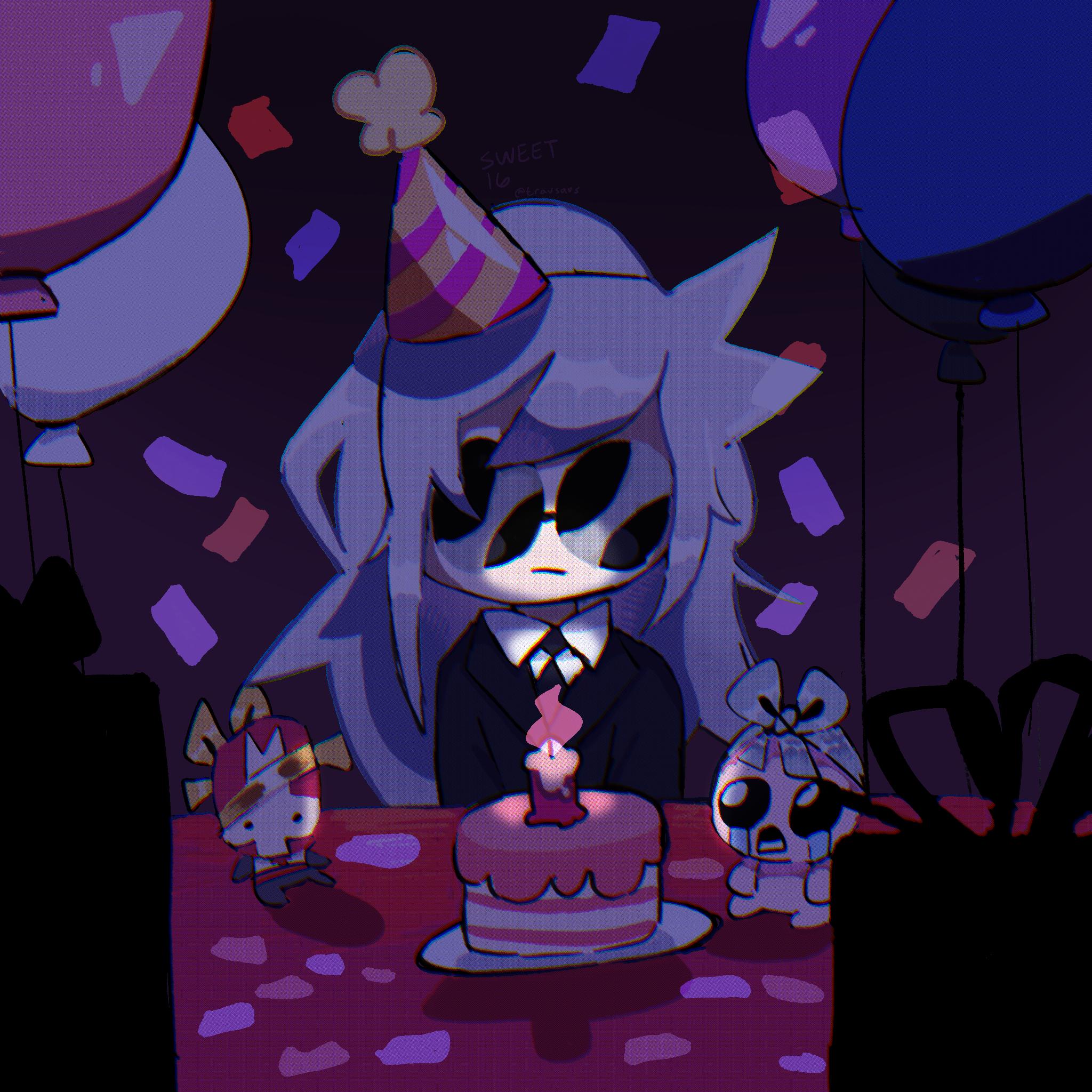 the birthday guy