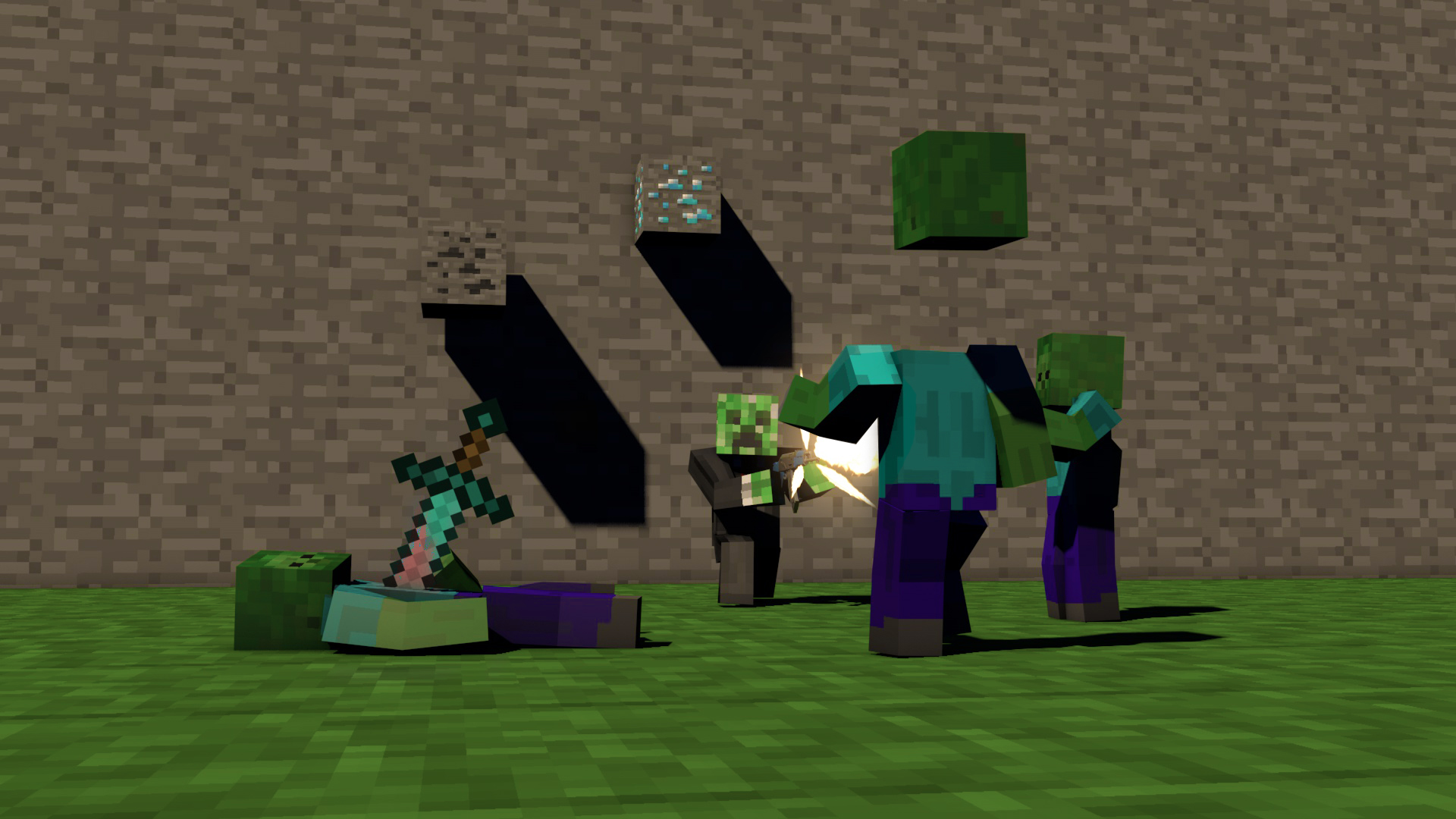 How Minecraft REALLY is