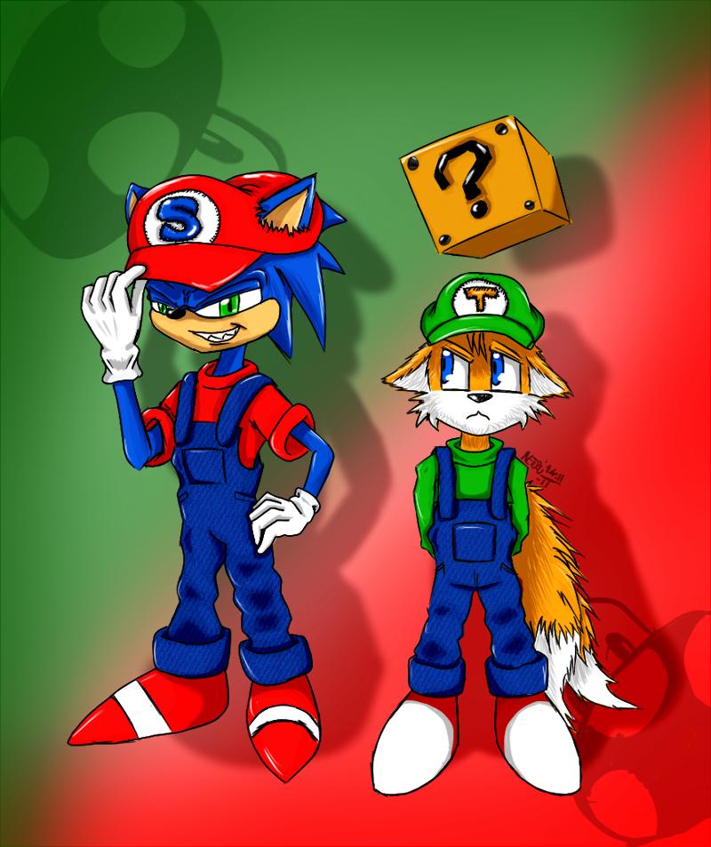 Sonic bros.