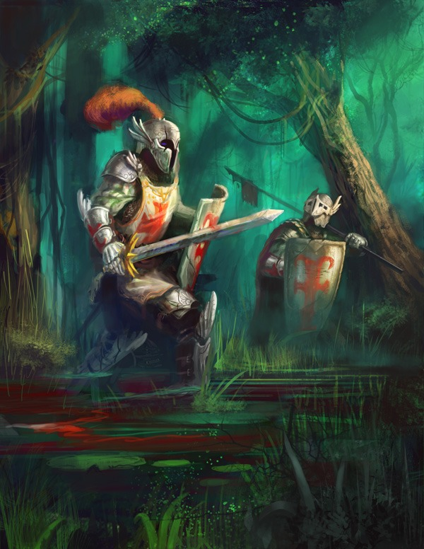 Wading Through Bloodshed