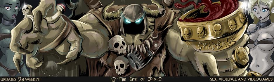 Shadbase Odin Banner