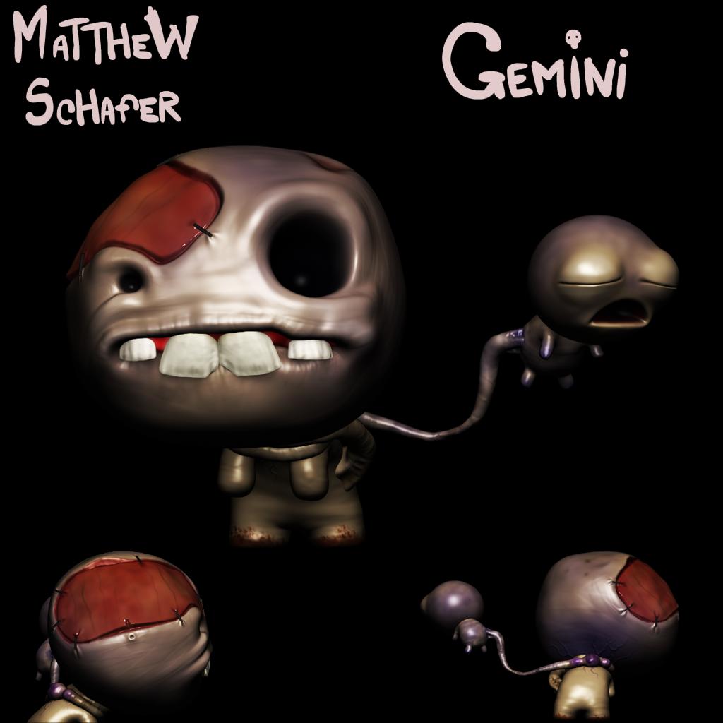 The Binding of Isaac - Gemini