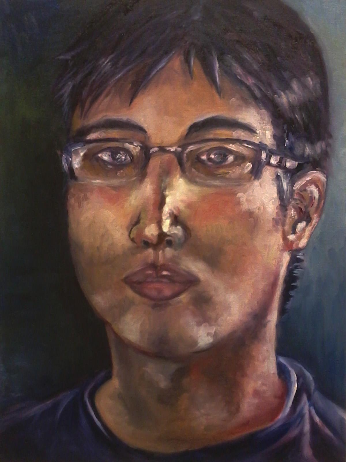 Portrait of a fine specimen