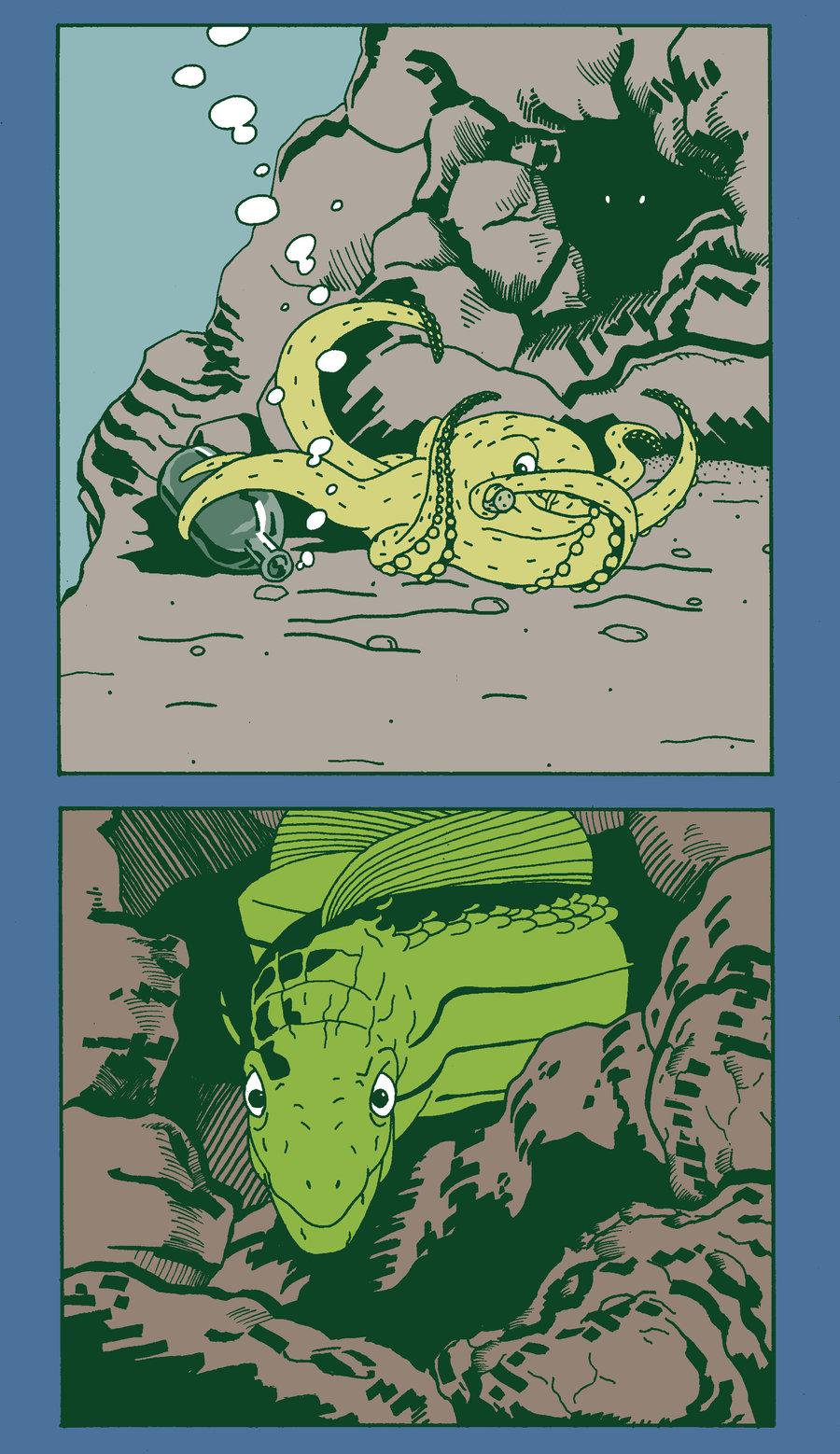Octopus pg.3