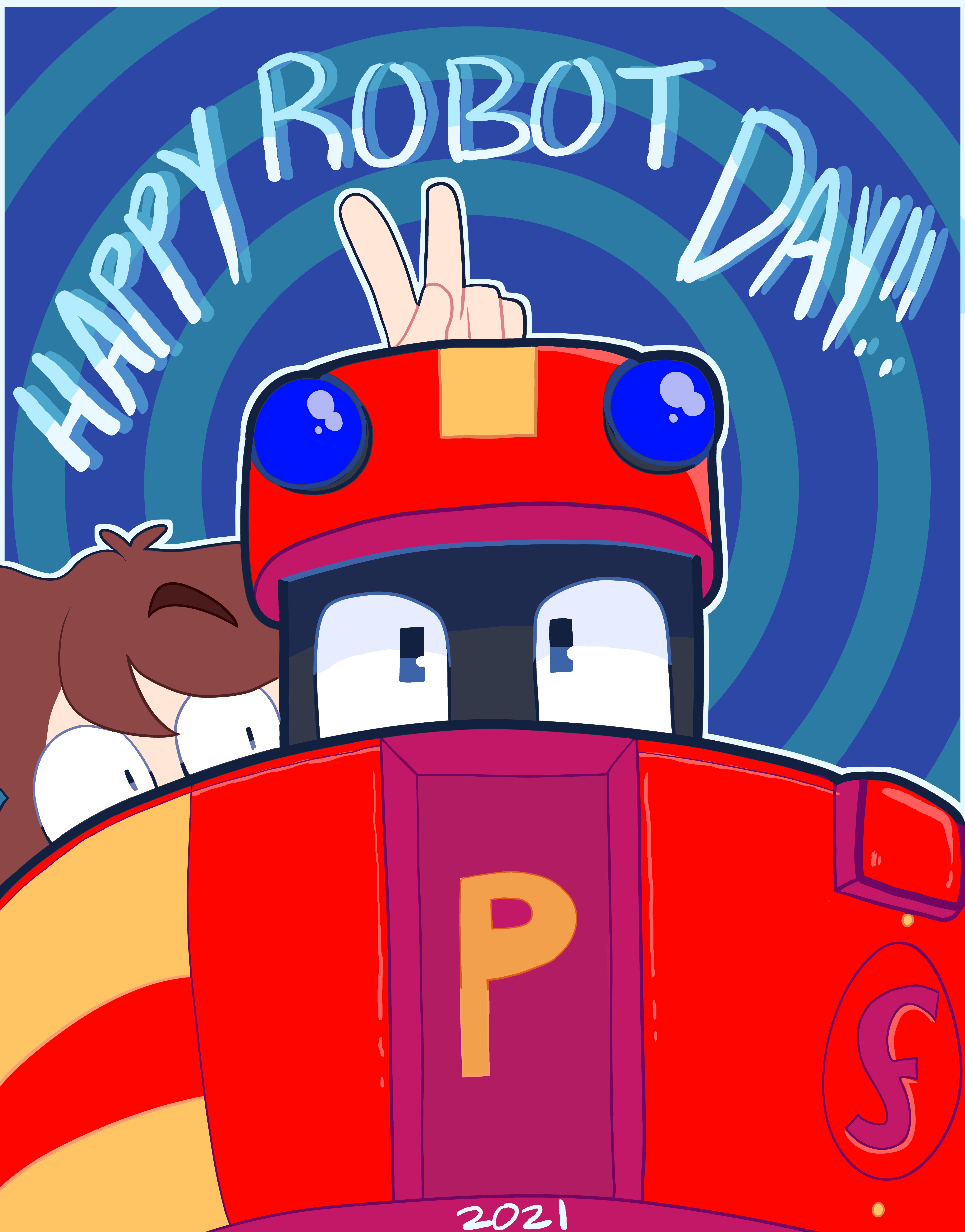 HAPPY ROBOT DAY 2021!!