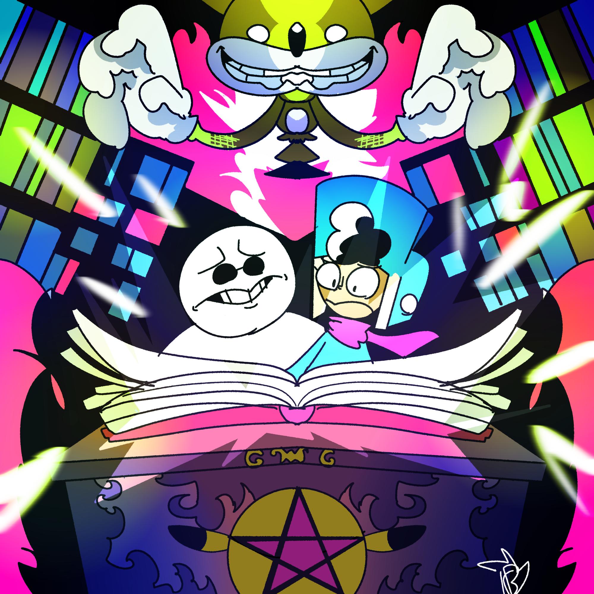Forbidden Library