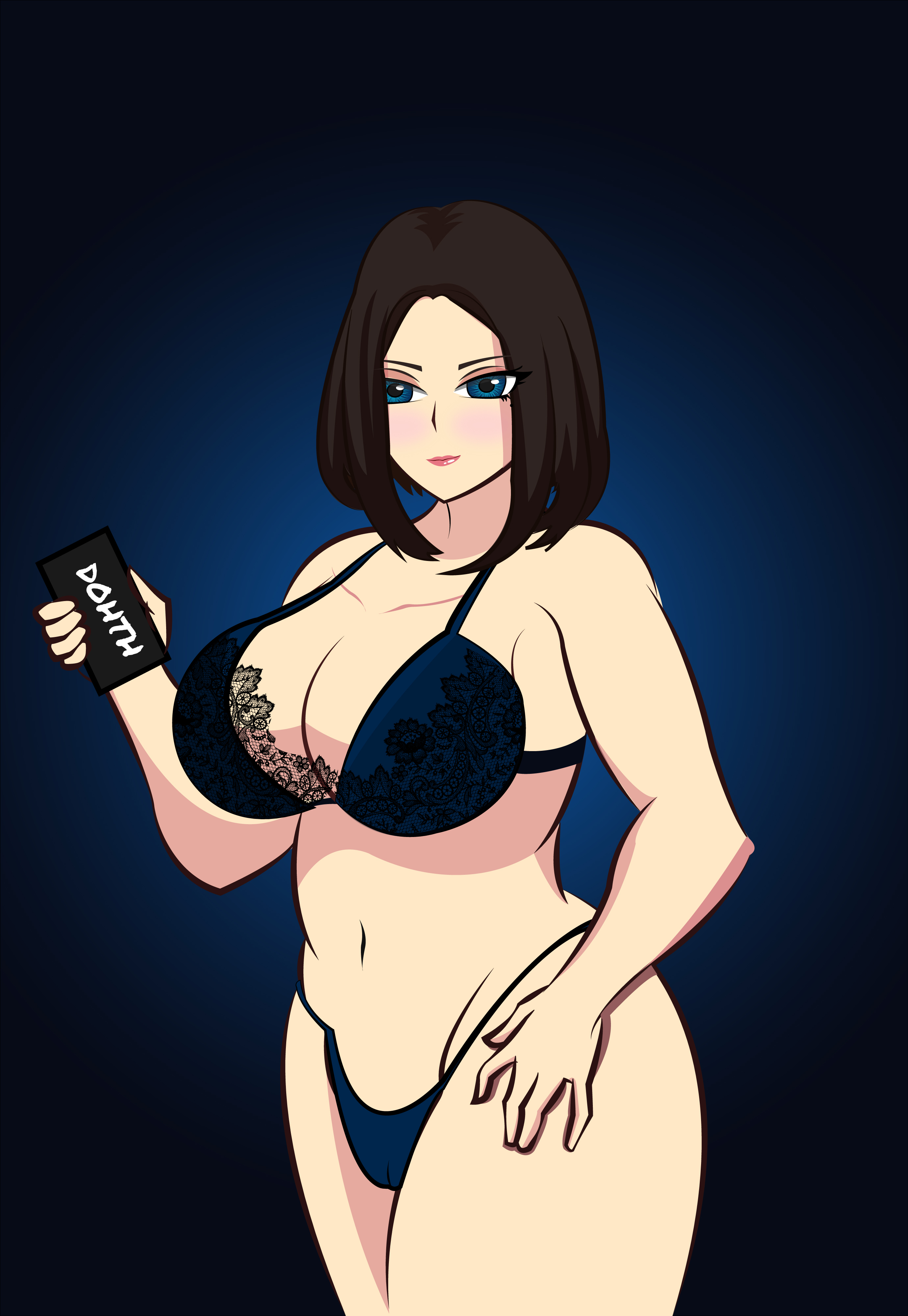 Samsung Assistant (Ver.Sexy Lingerie)