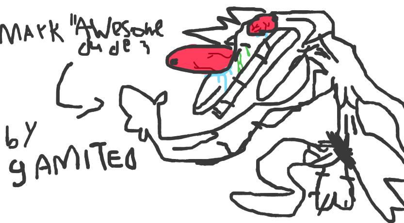 Mark ''Awesomedude3'' Fanart