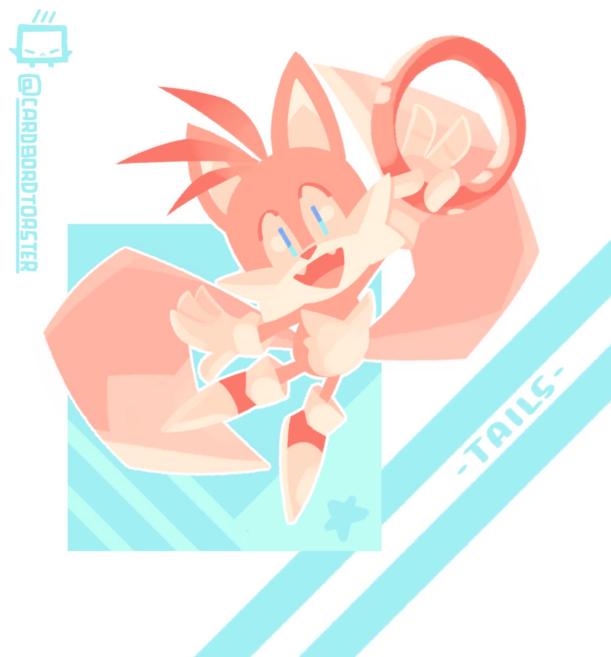 Tails (Patreon Fanart)