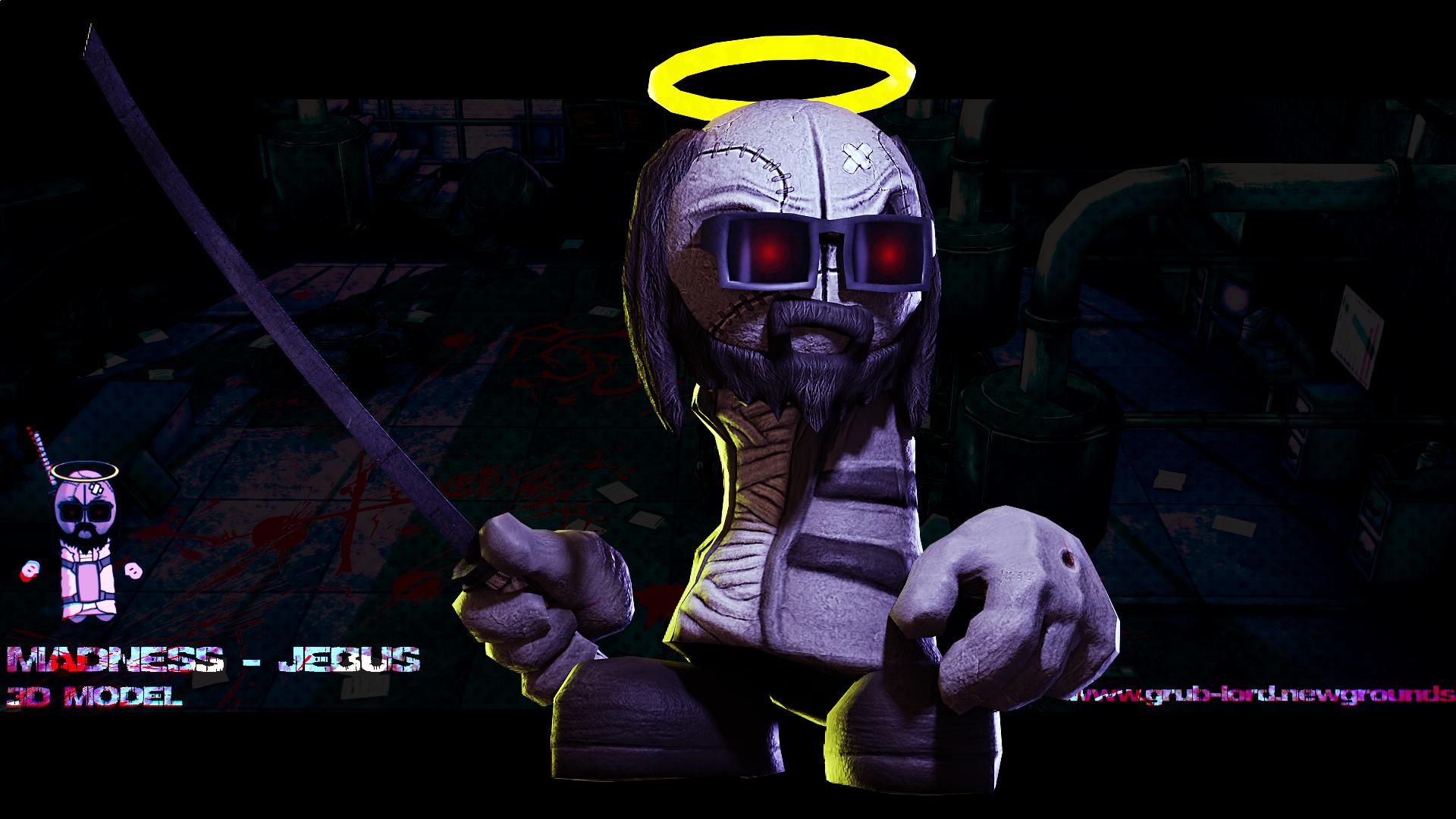 MADNESS - JEBUS 3D