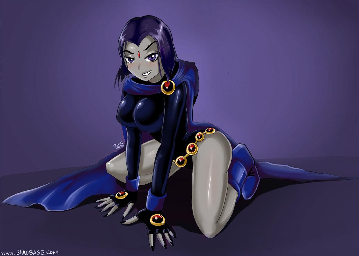 Teen Raven