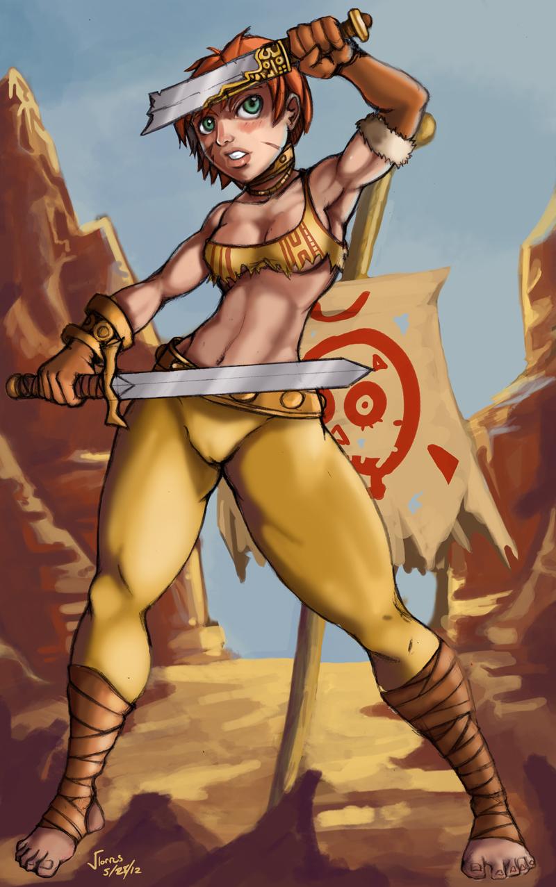 Kera in the Desert