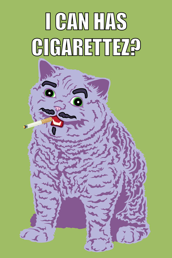 BEEBO Can Has Cigarettez?