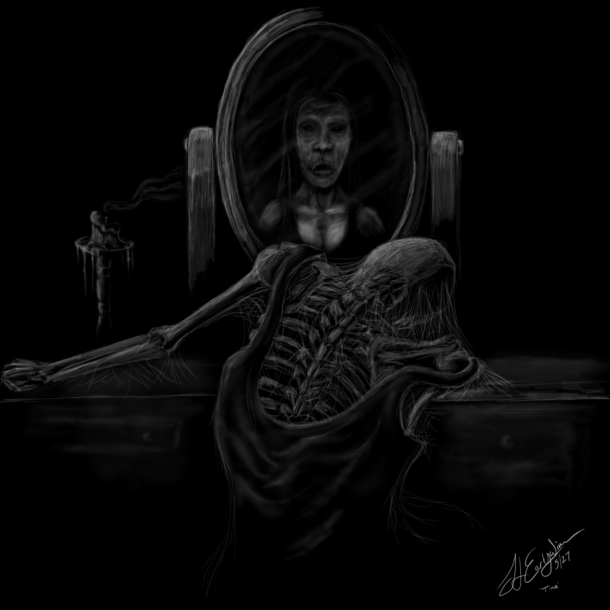 In the Dark - 'Time'