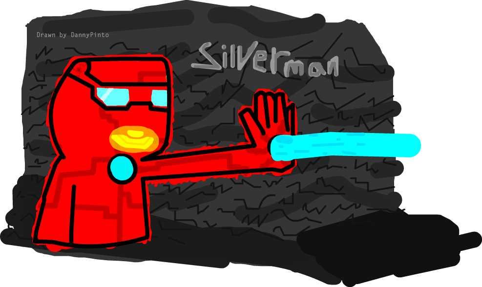 Silver-Man
