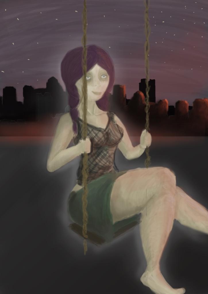 Swinging Ghost