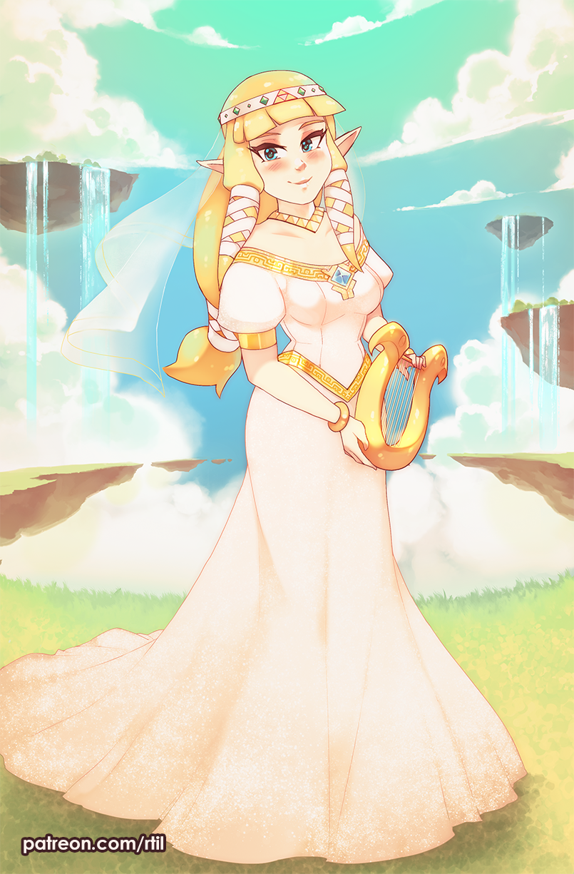 Bridal SS Zelda