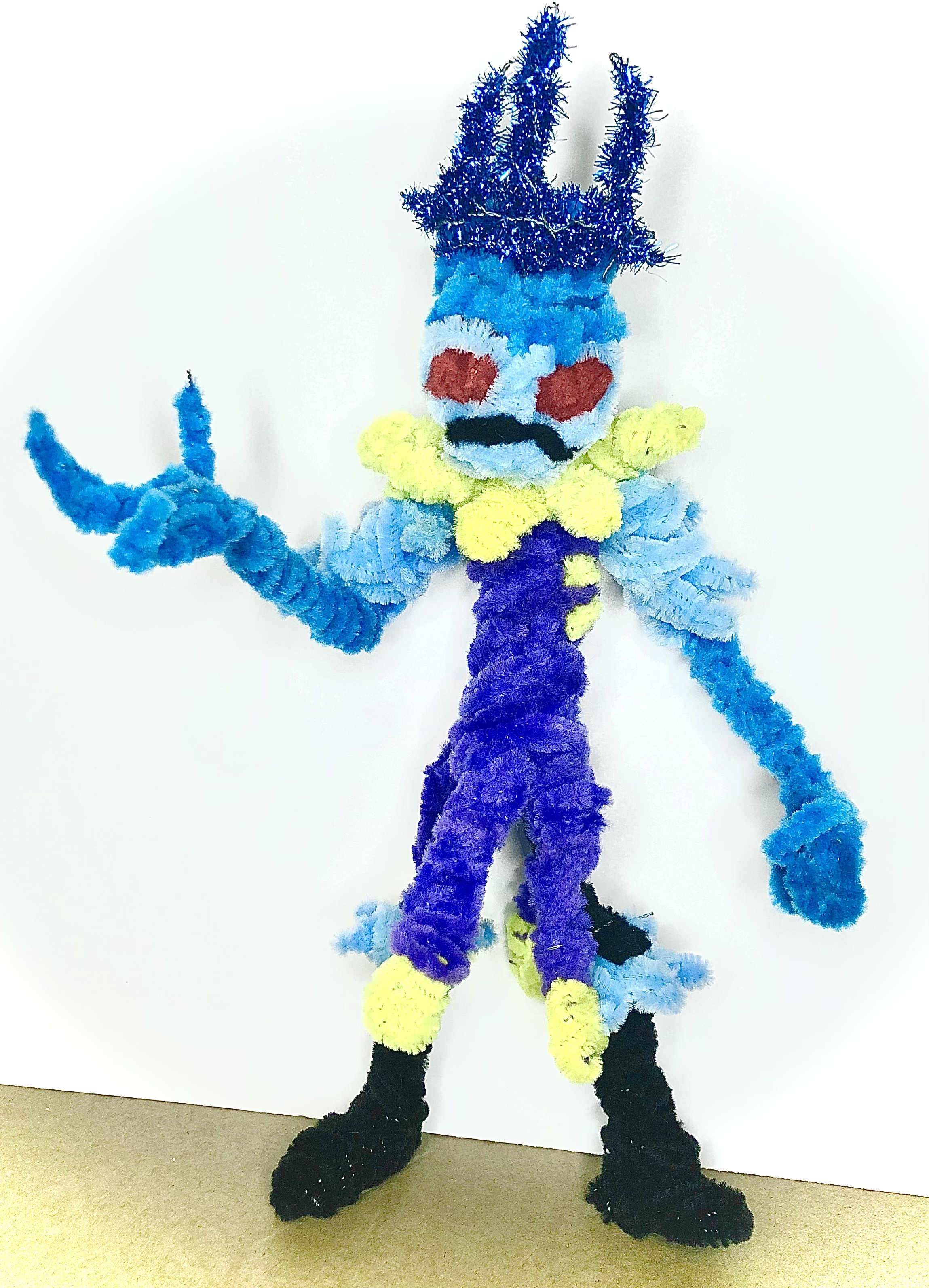 CC Frost King colab pipe cleaner