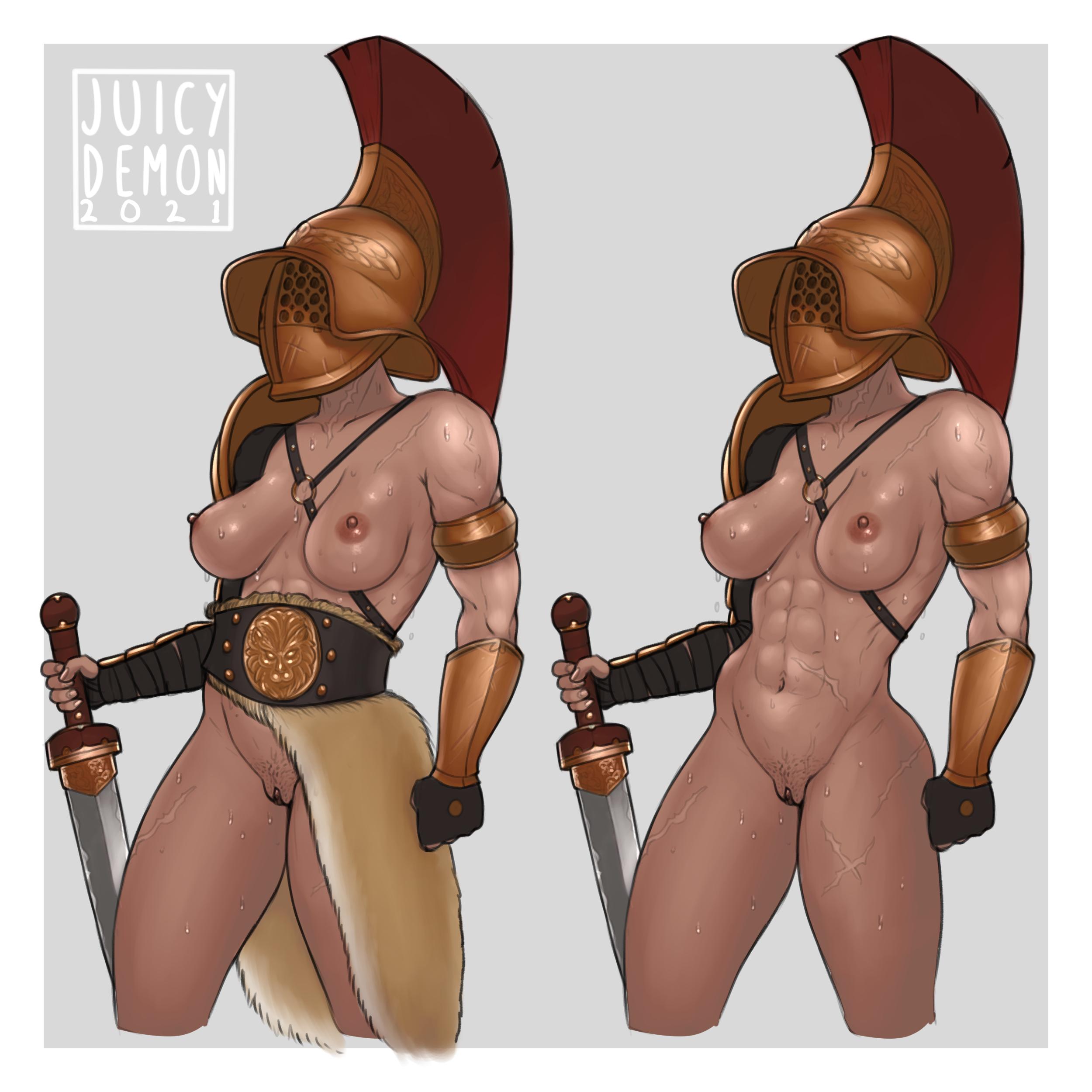 Sexy Gladiatrix