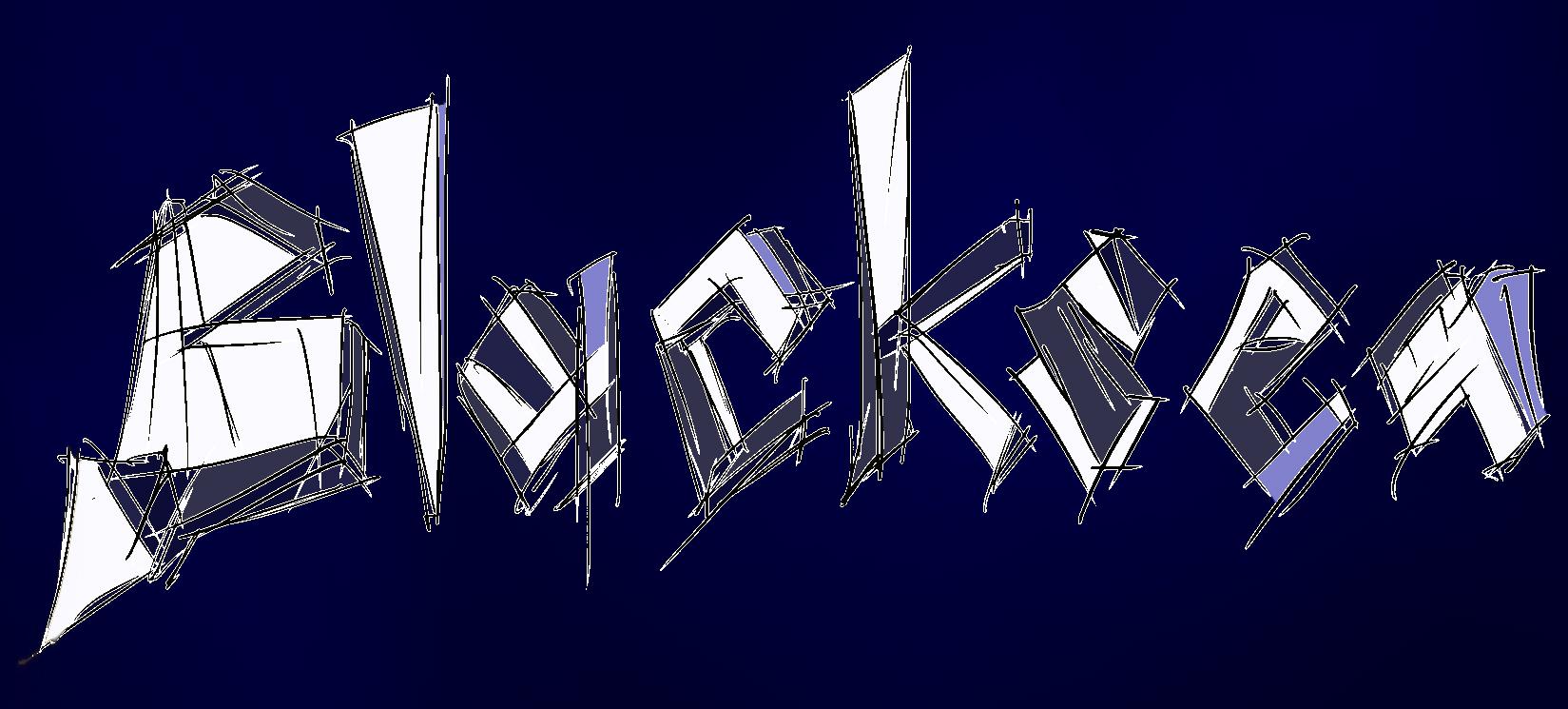 Graffiti Tag: Blacksea