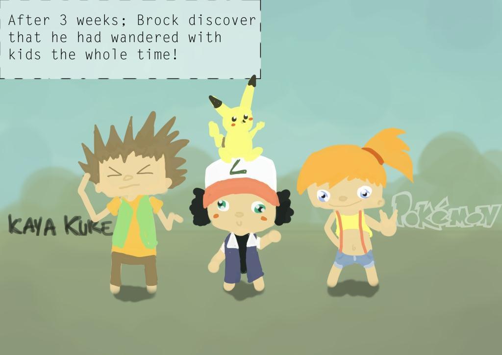 Pokemon kidz