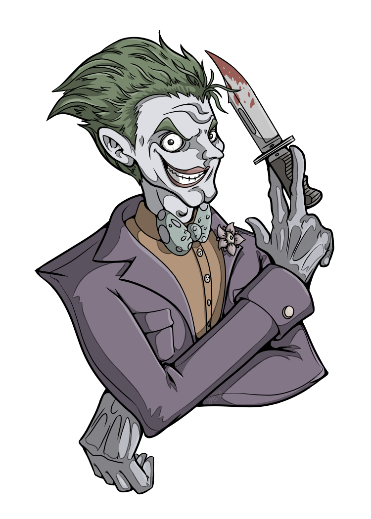 Joker Will Cut You