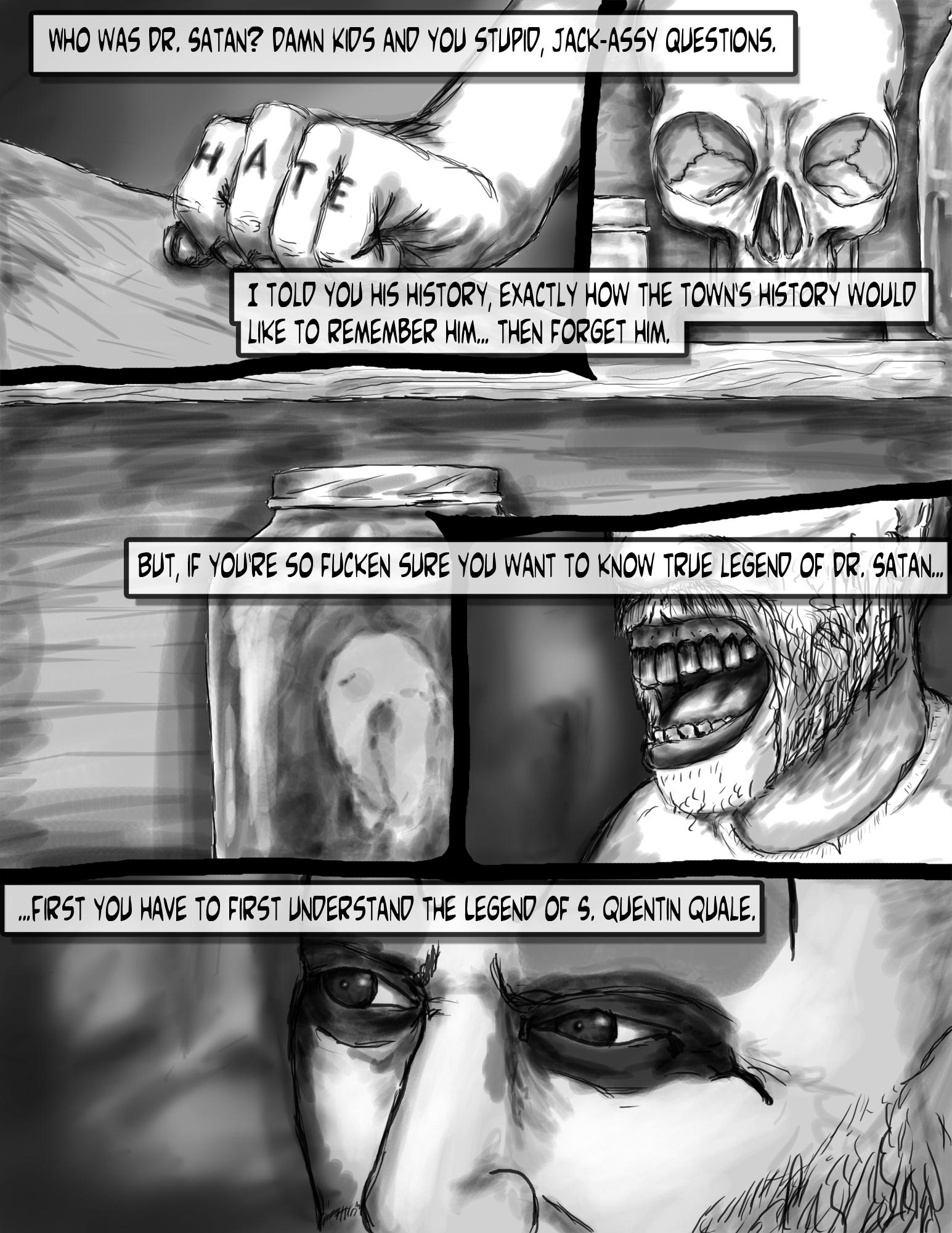 Legend of Dr. Satan (P.01)
