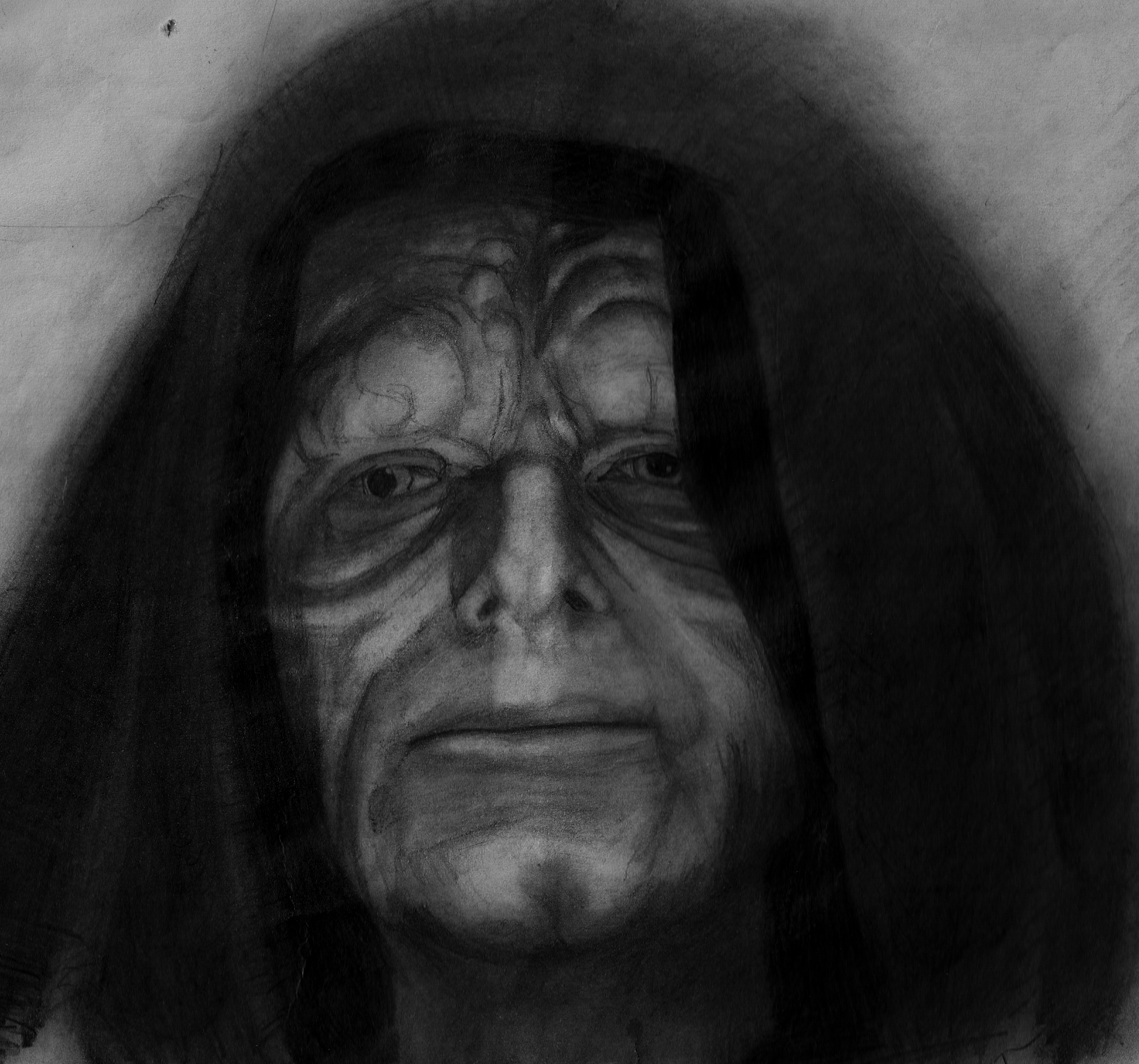 Sith Lord Emperor Palpatine