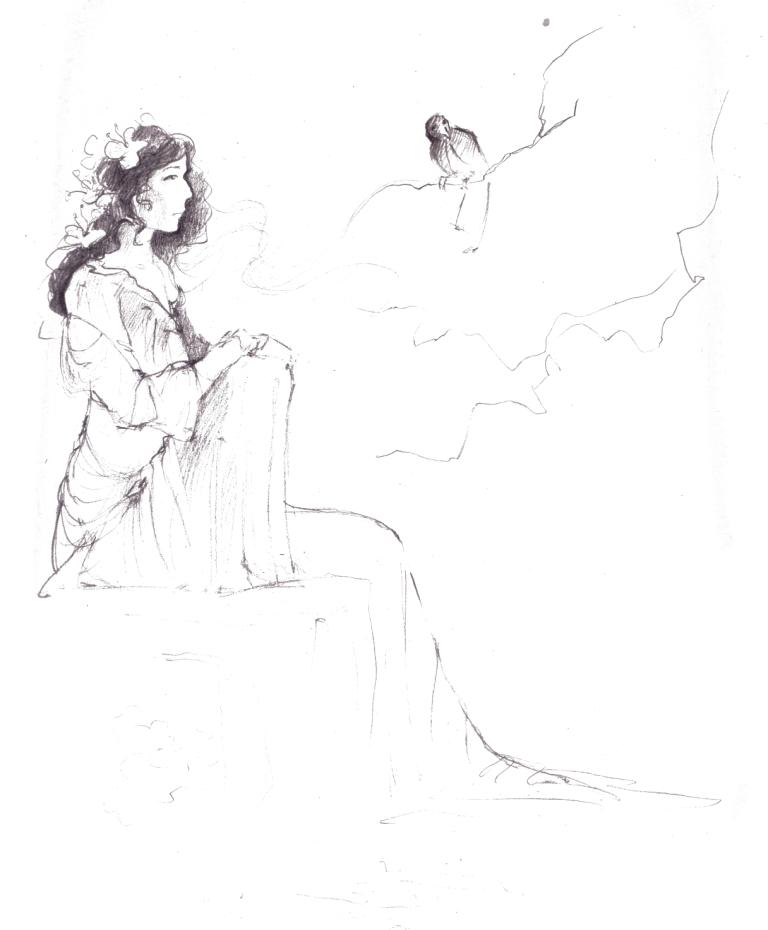 Crow girl