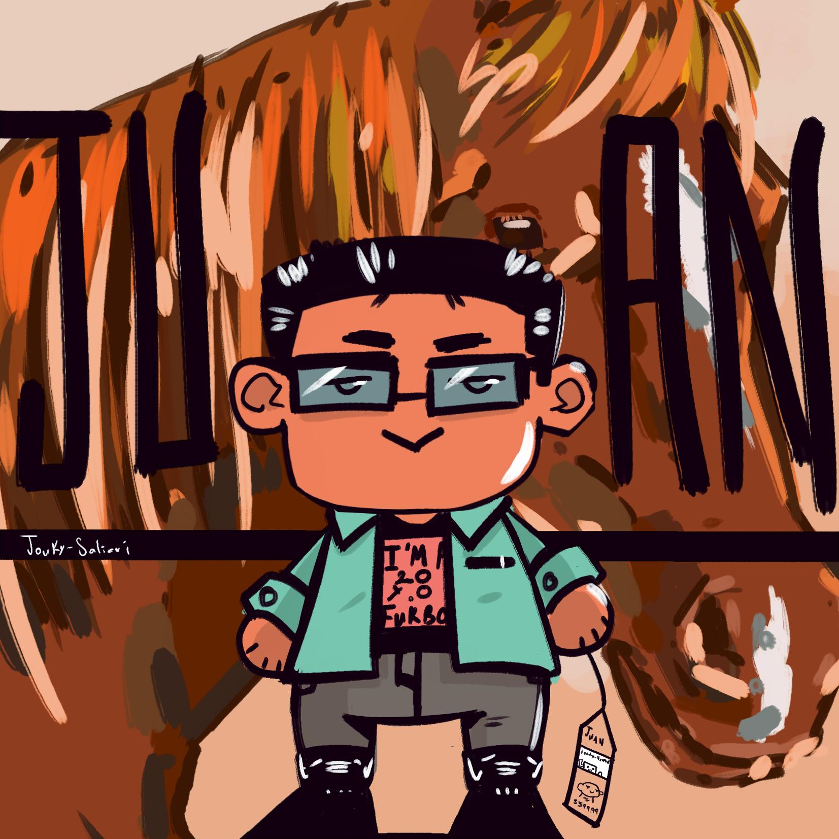 Juan Plushie