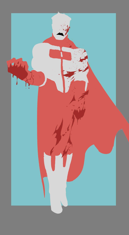 omni man (lineless)