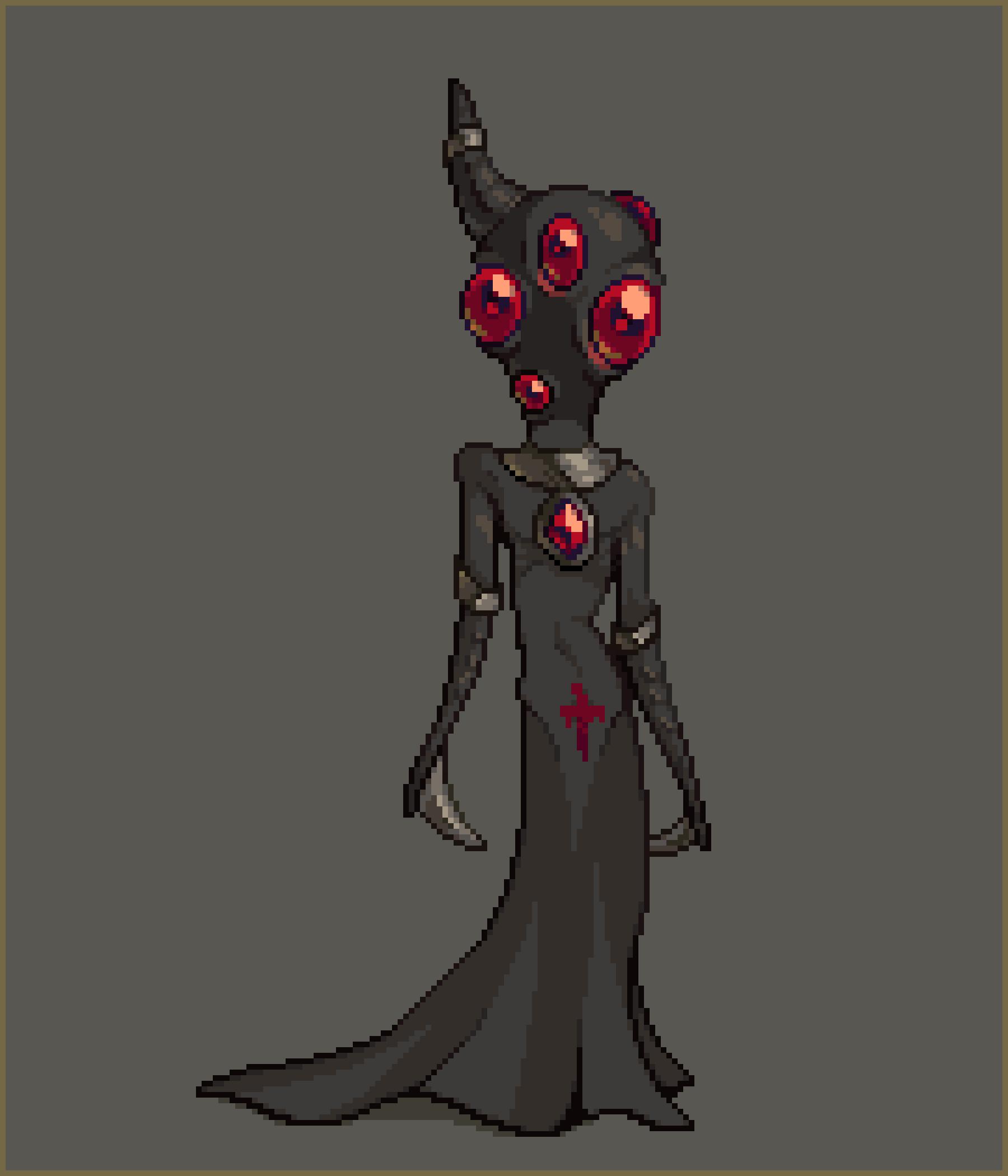 Blood Worshiper