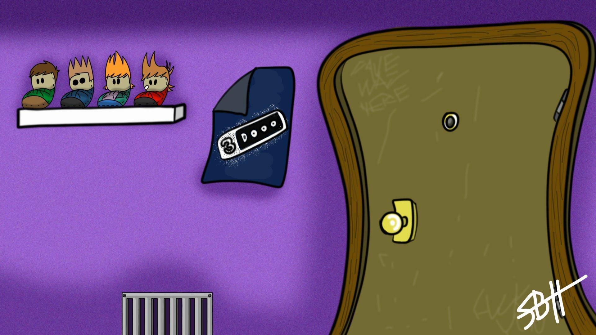 The Adventures of Jed Exam Background Scene 11