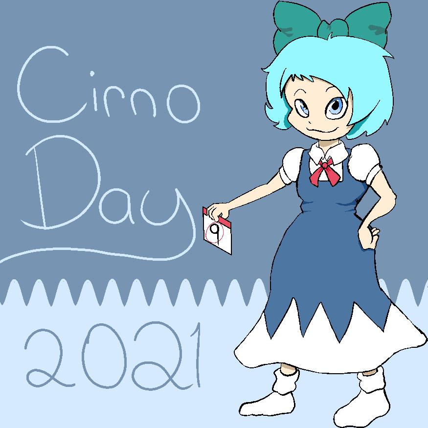 Cirno Day 2021