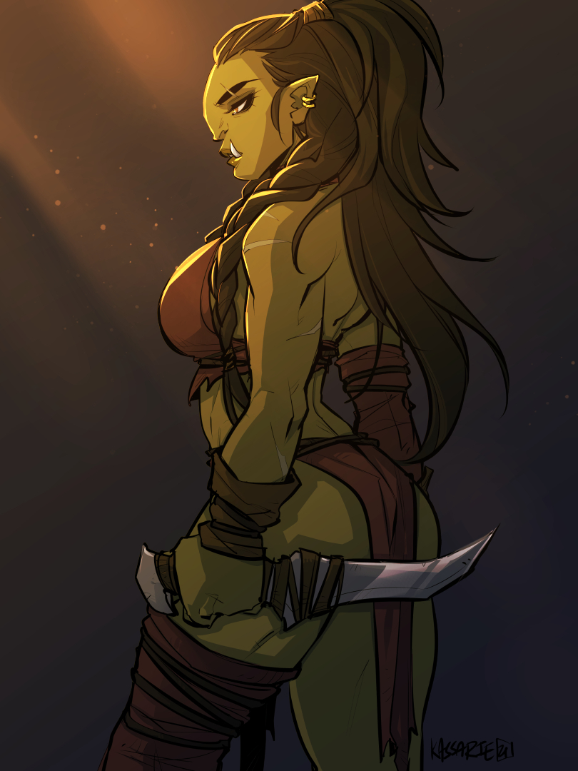 Orc Queen