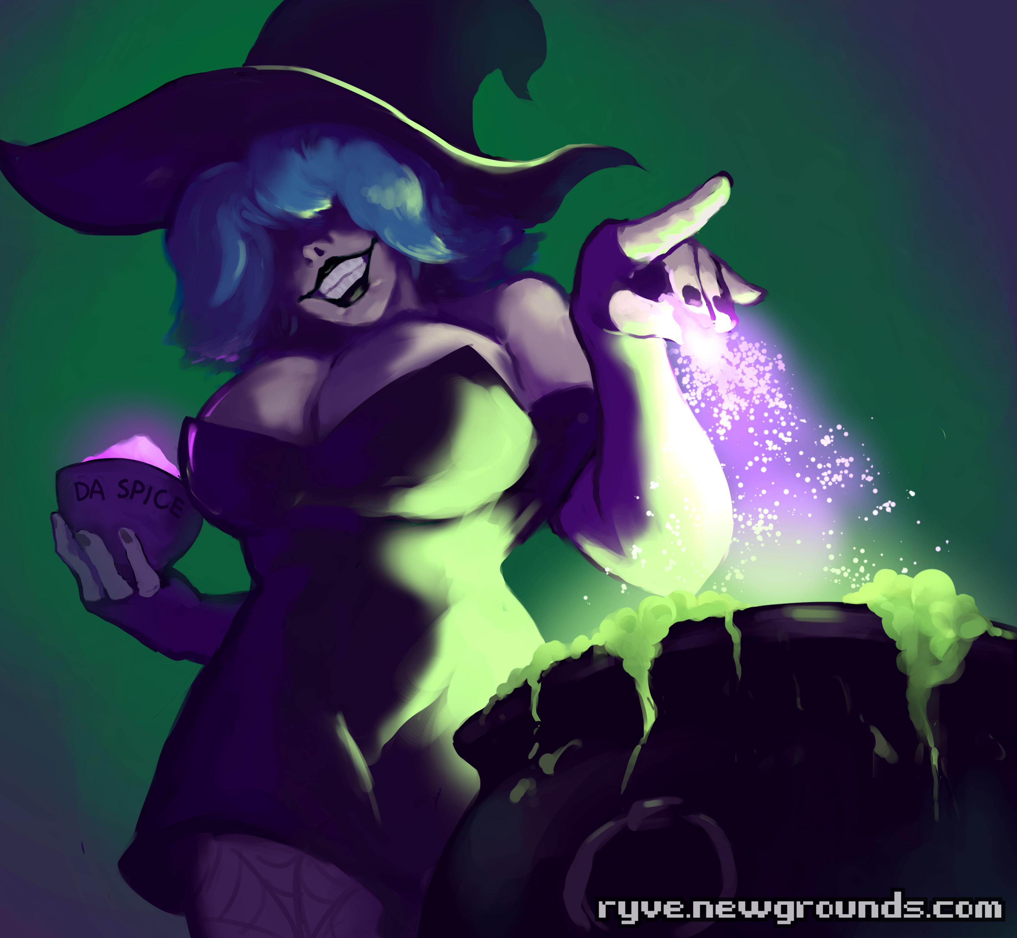 Dead Estate Witch bringin da spice