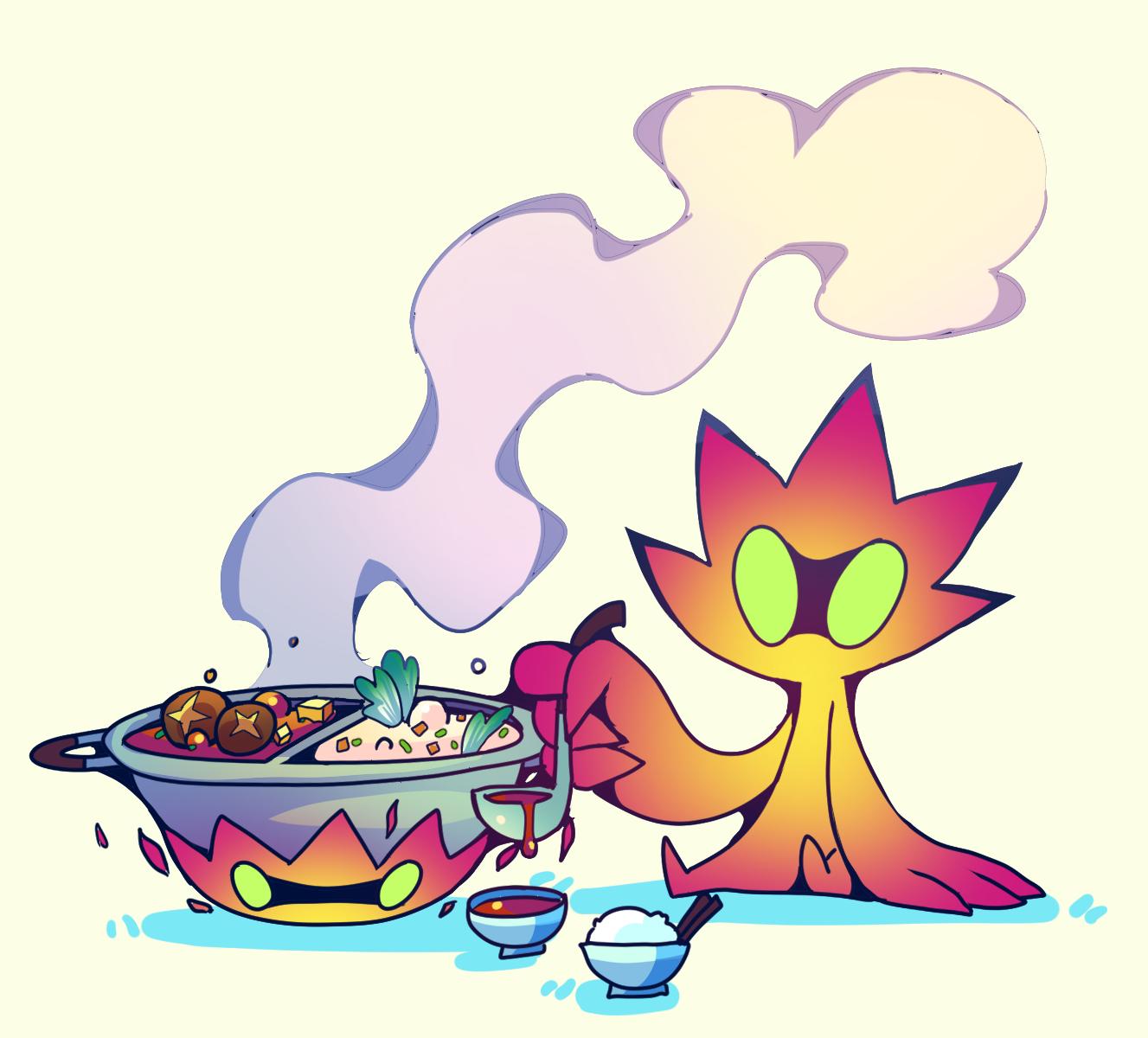 Hot Pot?!