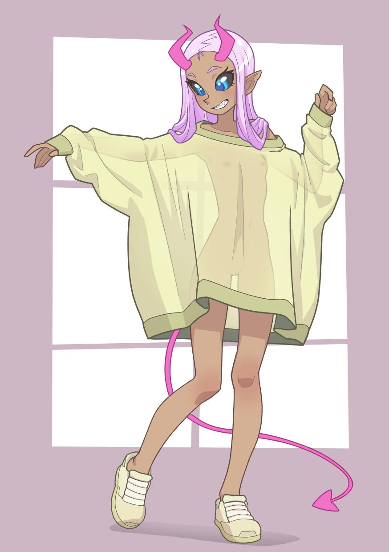 Sweater Succubus
