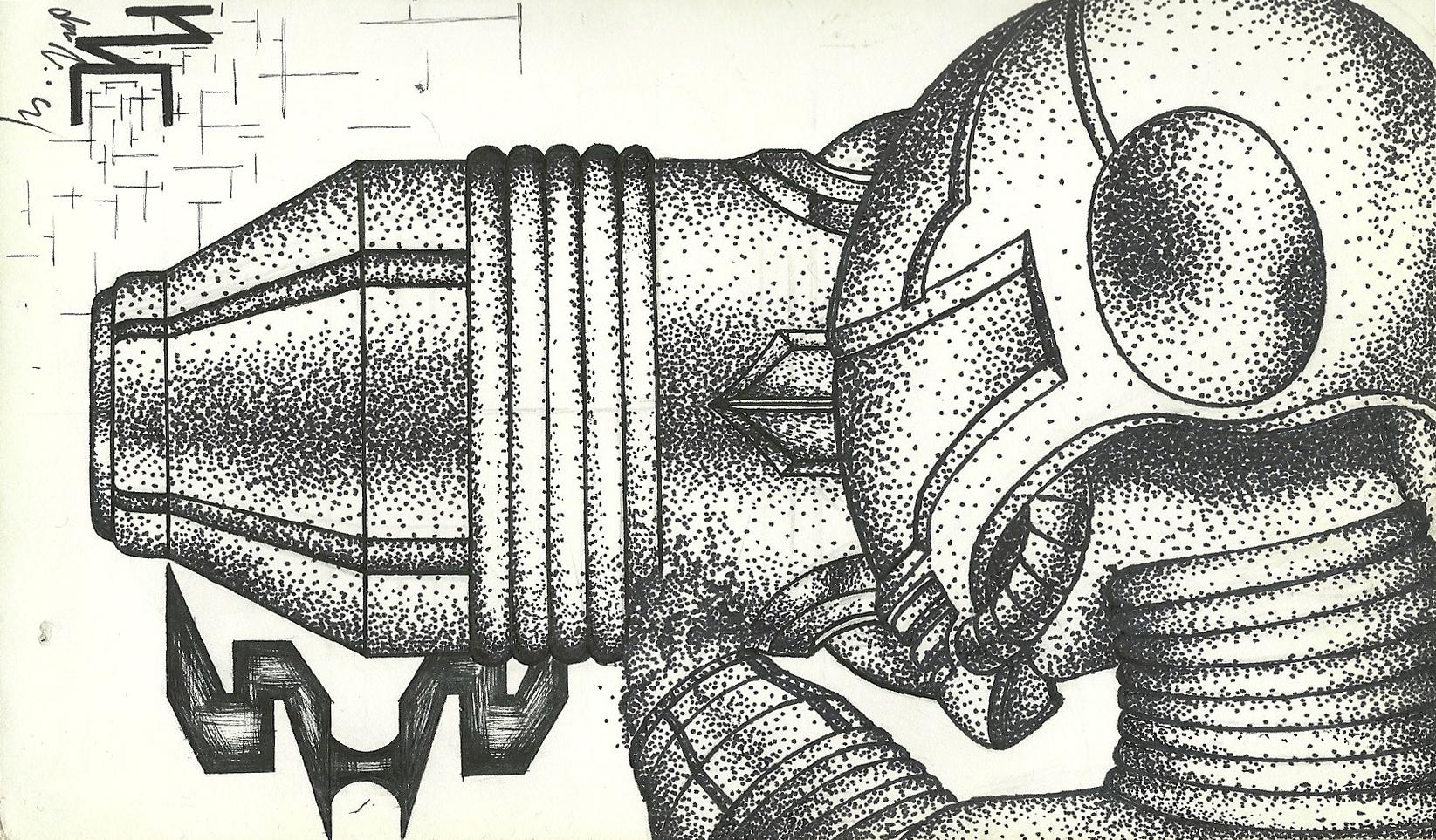 Samus -- Graphical Drawing