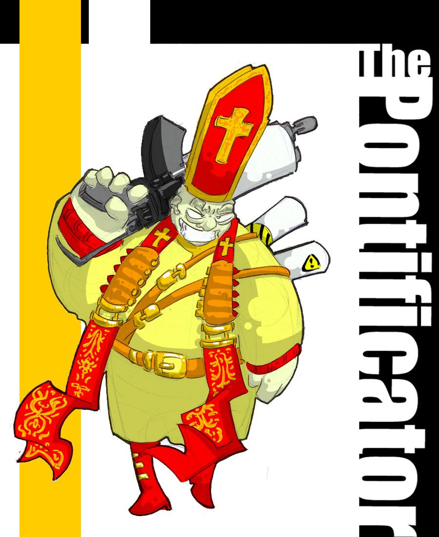 The Pontificator