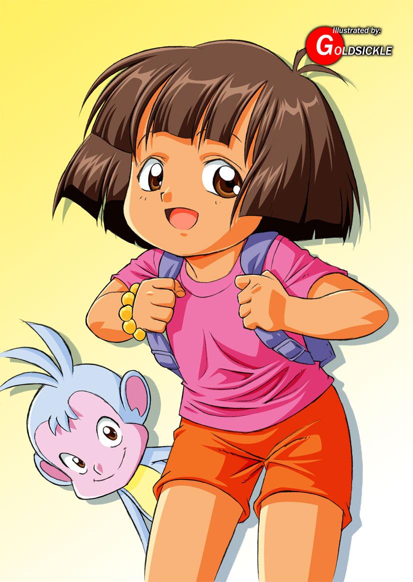 Explorin' Dora