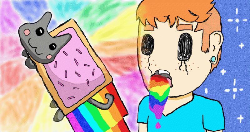 Barfing Rainbows!!!