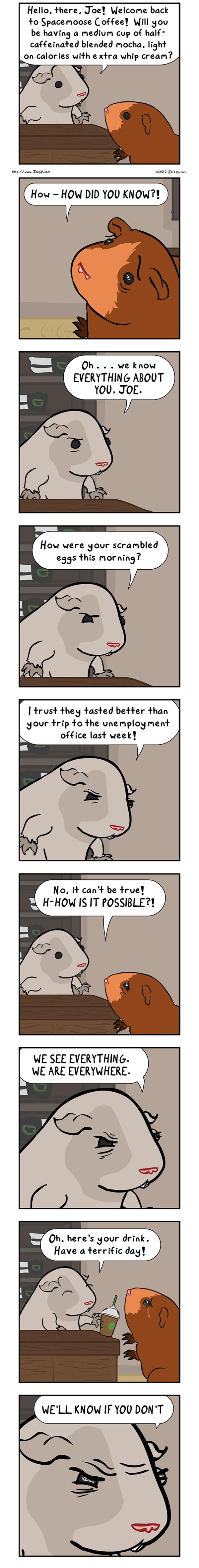 Keeping Tabs