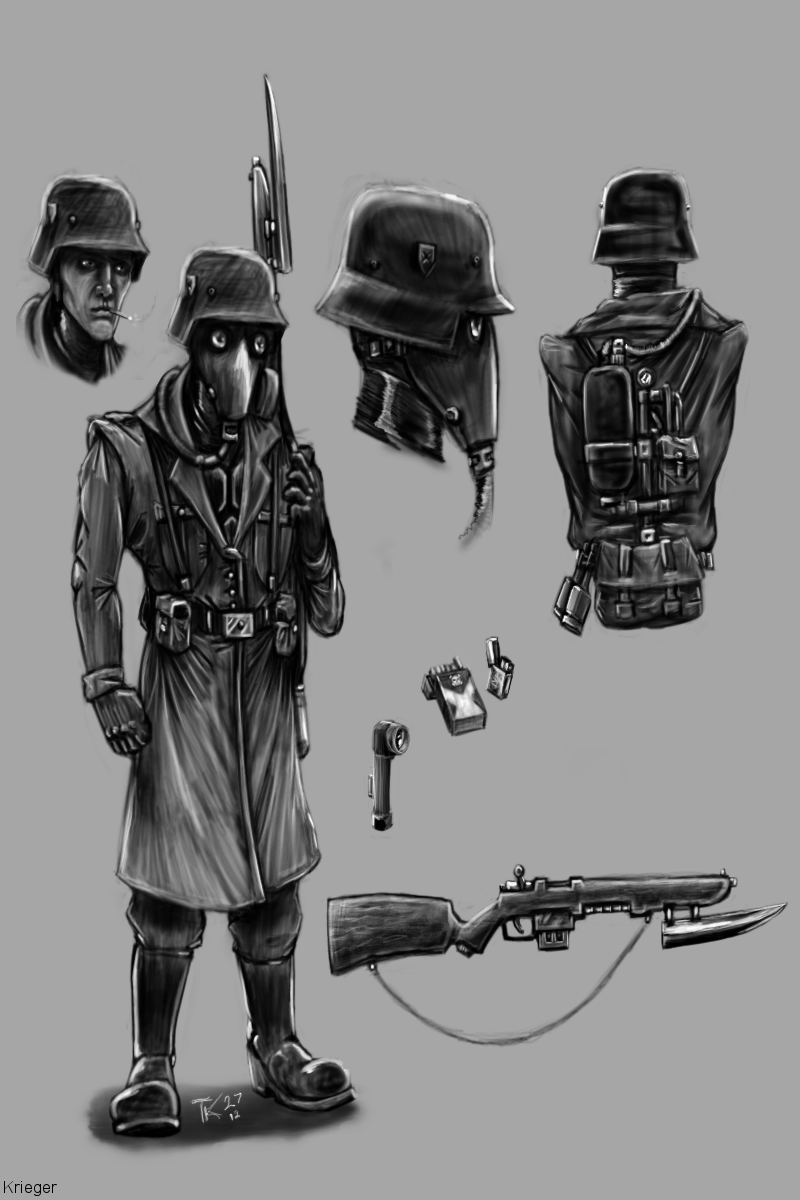 Trooper Concept