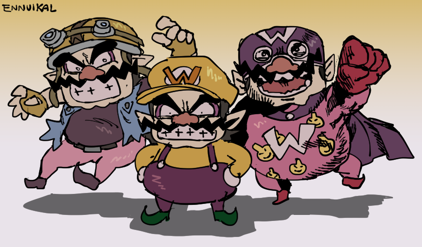 Wah Trio