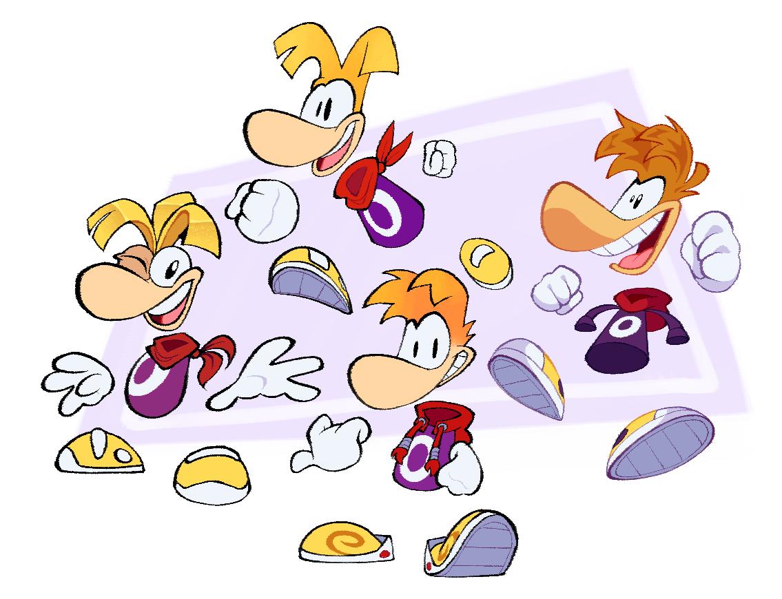Various Raymen