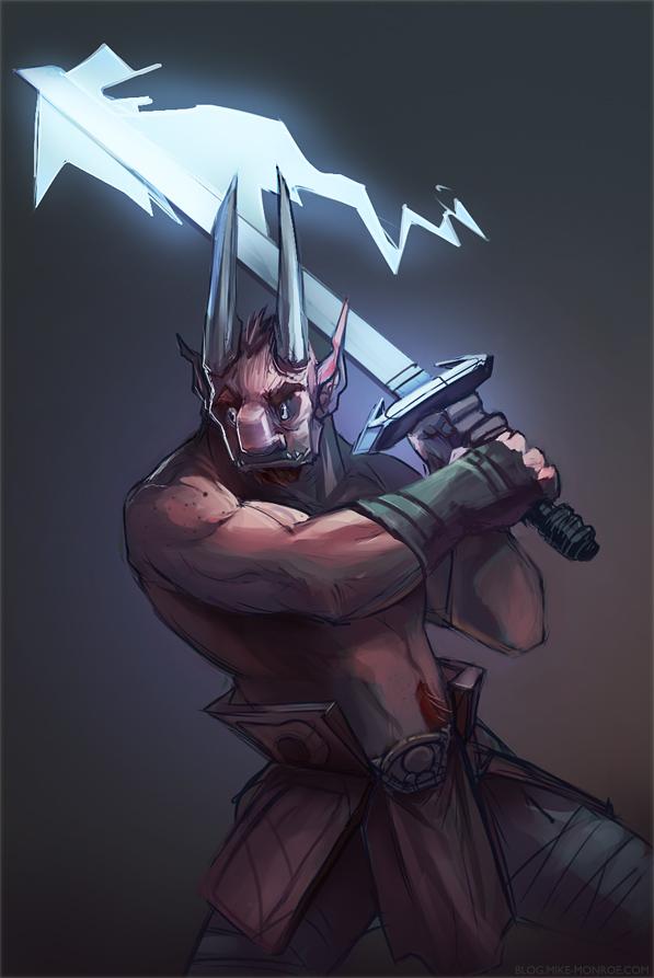 War Satyr